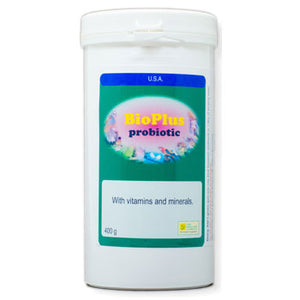 BioPlus Probiotic for Birds add to food or drinking water 400g size