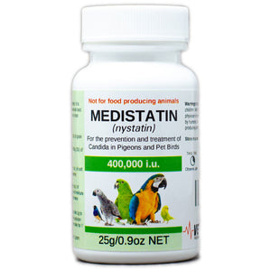 Medistatin Nystatin anti fungal medication