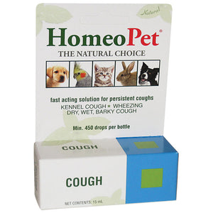 Cough supplement for Birds