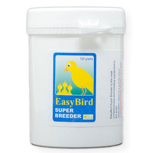EasyBird Super Breeder get your Birds Breeding with all of the key nutrients 100 gram size
