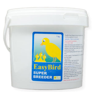 EasyBird Super Breeder get your Birds Breeding with all of the key nutrients 1 kilogram size