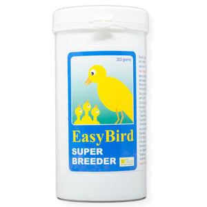 EasyBird Super Breeder get your Birds Breeding with all of the key nutrients 300 gram size