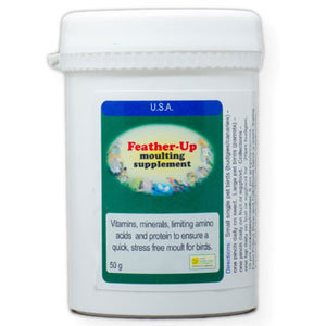 Bird Feather Care & Molting Supplements