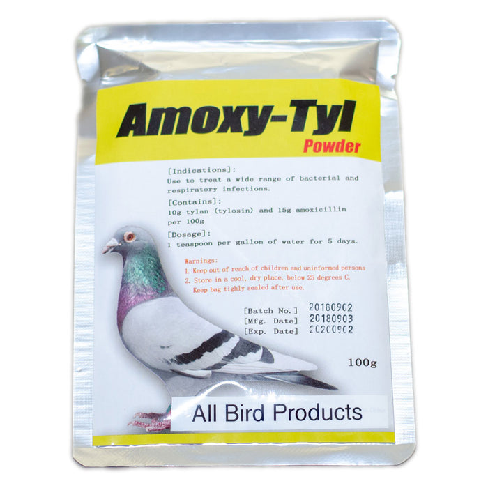 Amoxy-Tyl Powder Generic