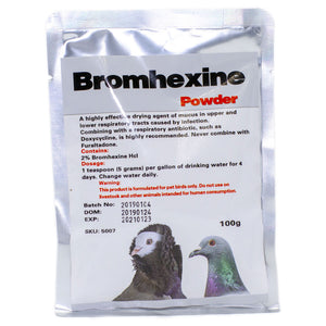 Bromhexine Powder for Birds