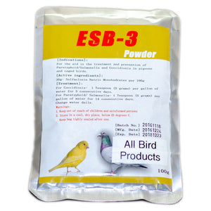 ESB-3 Powder for pigeons and caged birds