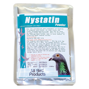 Nystatin Powder for Fungal Infections 100 gram