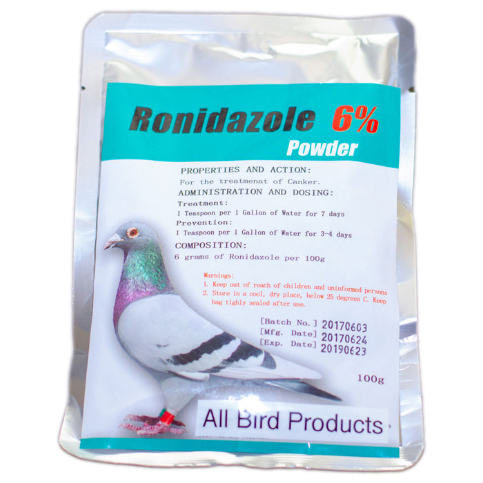 Ronidazole 6% Powder Generic