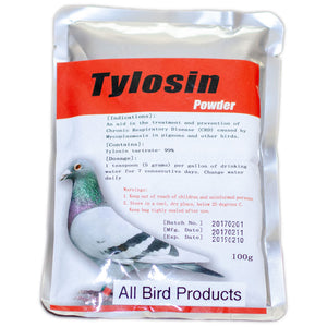 Tylosin Powder for birds