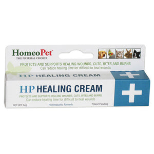 Healing cream for cuts sore etc.. for birds