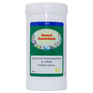 Insect Essentials vitamins for insect eating birds