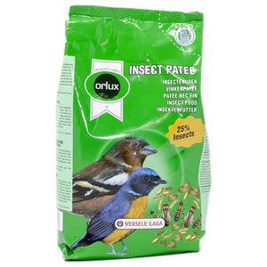 Insect Patee for Insectivore Food for Birds