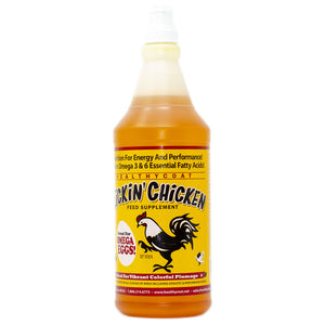 Kickin Chicken Feed Supplement
