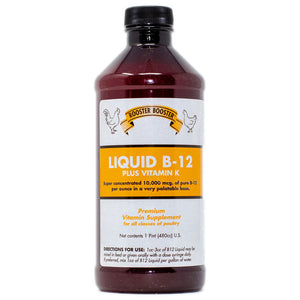Liquid B12 by Rooster Booster