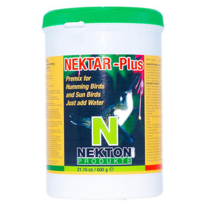 Nektar Plus for nectar feeding birds