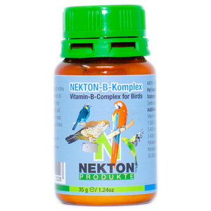 Invaluable vitamin B supplement for all birds