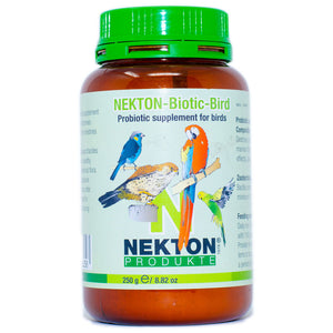 Probiotic supplement for birds