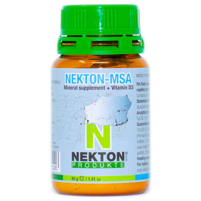 Nekton MSA Powder