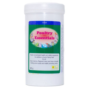 Poultry Essentials Vitamins for your Chickens