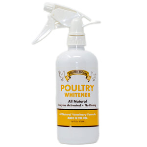 Poultry Feather Whitener