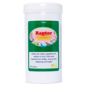 Raptor Breeder Essentials for Breeding Raptors