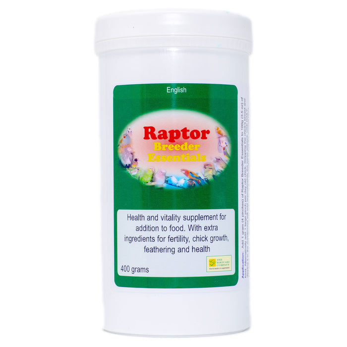 Raptor Breeder Essentials