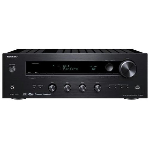 TX-8140 Onkyo Amplificador Stereo Network Receiver - Audio Wireless - klibtech