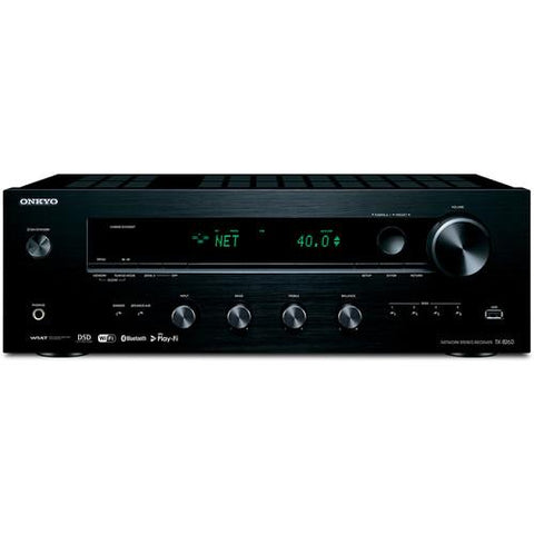 TX-8260 Onkyo Amplificador Stereo Network Receiver - Audio Wireless - klibtech