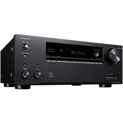 TX-NR595 Onkyo Amplificador AV 7.2 Receiver Bluetooth - Audio y Video - klibtech