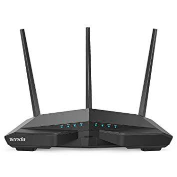 AC18 Tenda Router WiFi DualBand - Redes - klibtech