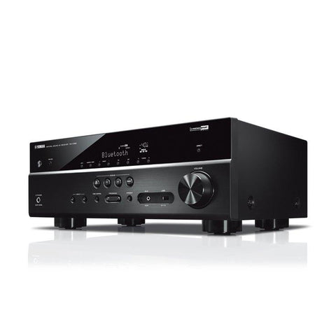 RX-V385 Yamaha Amplificador AV 5.1 con Bluetooth - Audio Wireless - klibtech