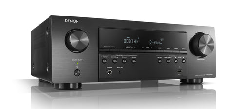 AVR-S540BT Denon Amplificador AV - Audio y Video - klibtech
