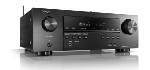 AVR-S740H Denon Amplificador AV - Audio y Video - klibtech