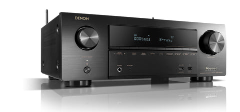 AVR-X1500W Denon Amplificador AV - Audio y Video - klibtech