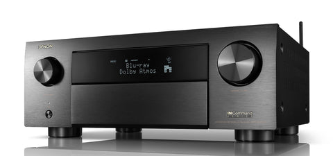 AVR-X4500H Denon Amplificador AV - Audio y Video - klibtech