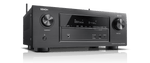 AVR-X3400H Denon Amplificador AV - Audio y Video - klibtech