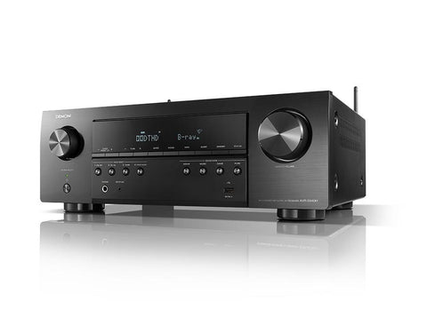 AVR-S640H Denon Amplificador AV - Audio y Video - klibtech
