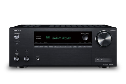 TX-NR585 Onkyo Amplificador AV 7.2-Ch Network Receiver with Google y Zone 2 - Audio y Video - klibtech