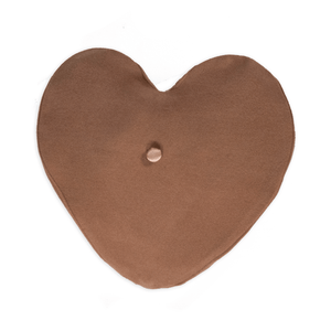 Camel Heart Shaped Beret