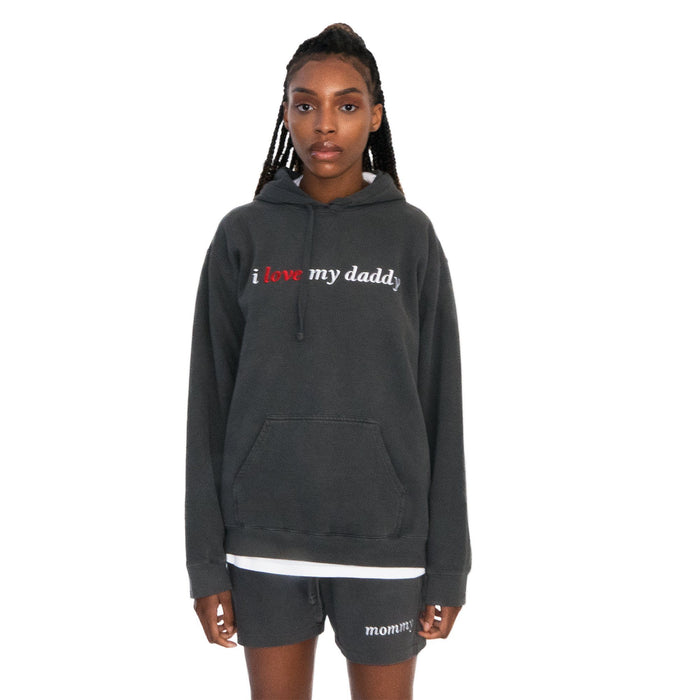 Women's I Love My Daddy Hoodie
