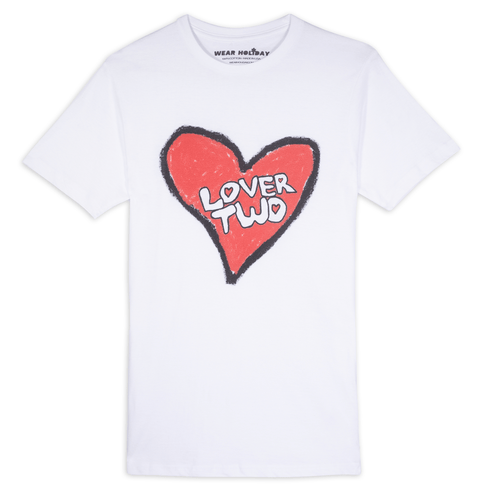 Lover Two Tee | Wear Holiday