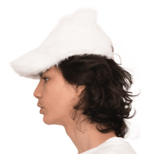 Load image into Gallery viewer, Side view of Bunny Hat