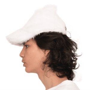Side view of Bunny Hat