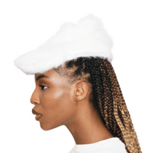 Load image into Gallery viewer, Side view of Women's Bunny Hat
