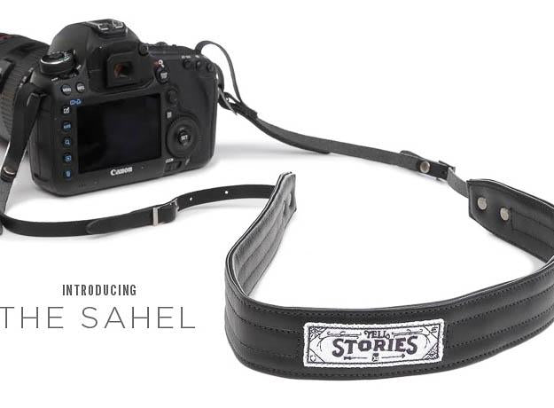 Introducing: The Sahel Strap