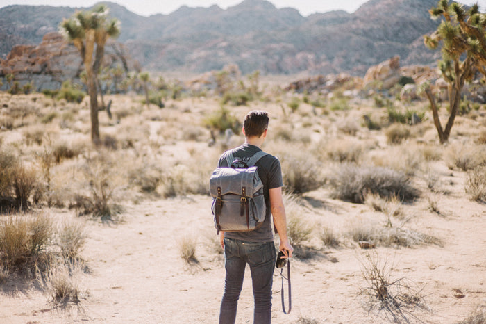 Where ONA Goes: Joshua Tree National Park With David Guenther