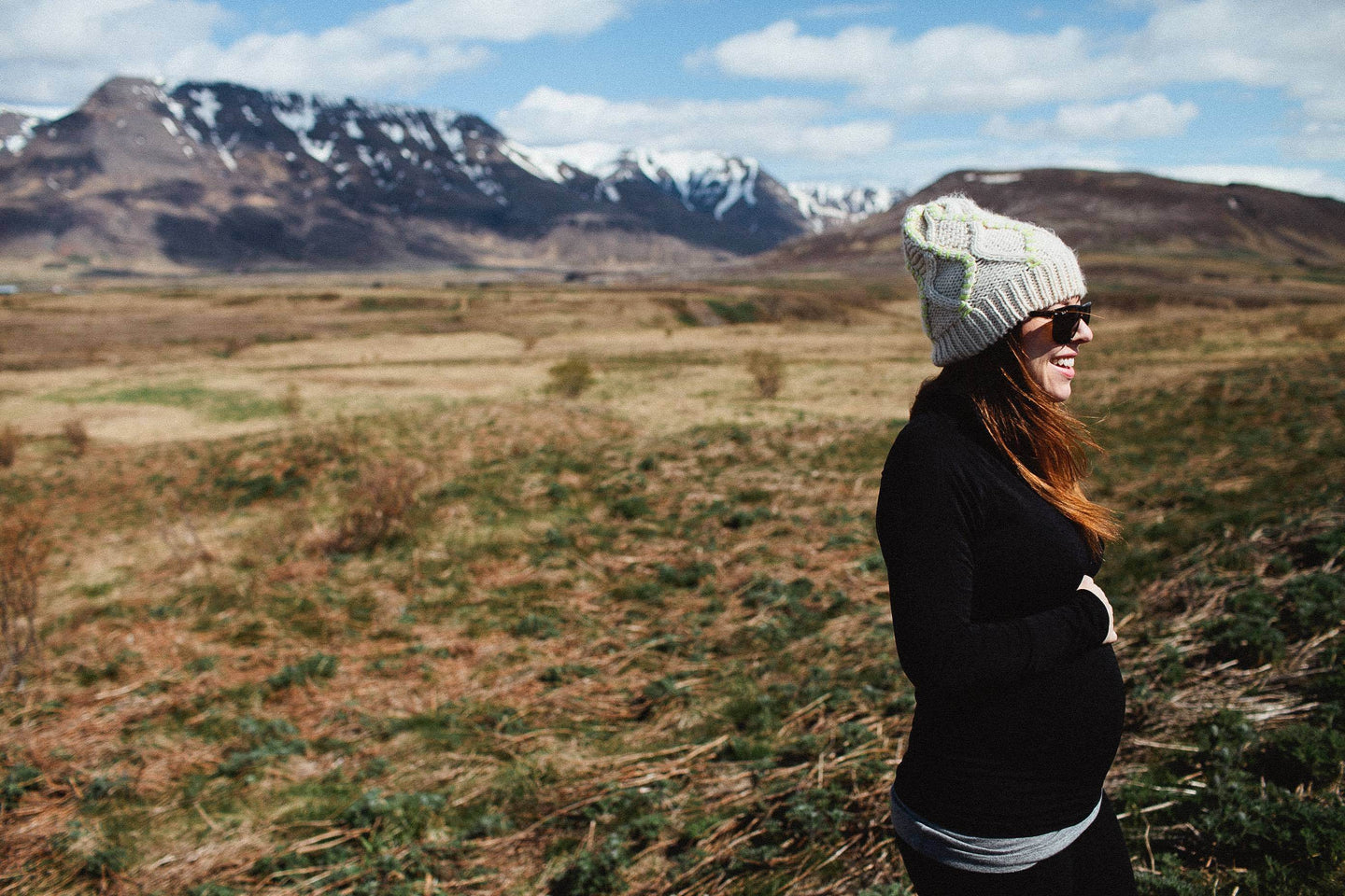 Summer Travel Series: Jillian Wishart's Babymoon in Iceland