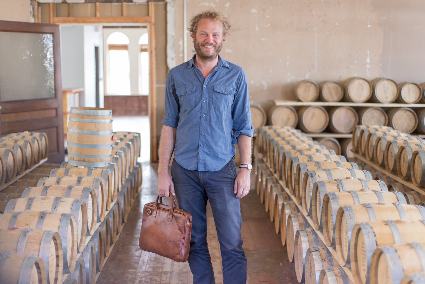 Founder Profile: Colin Spoelman of Kings County Distillery