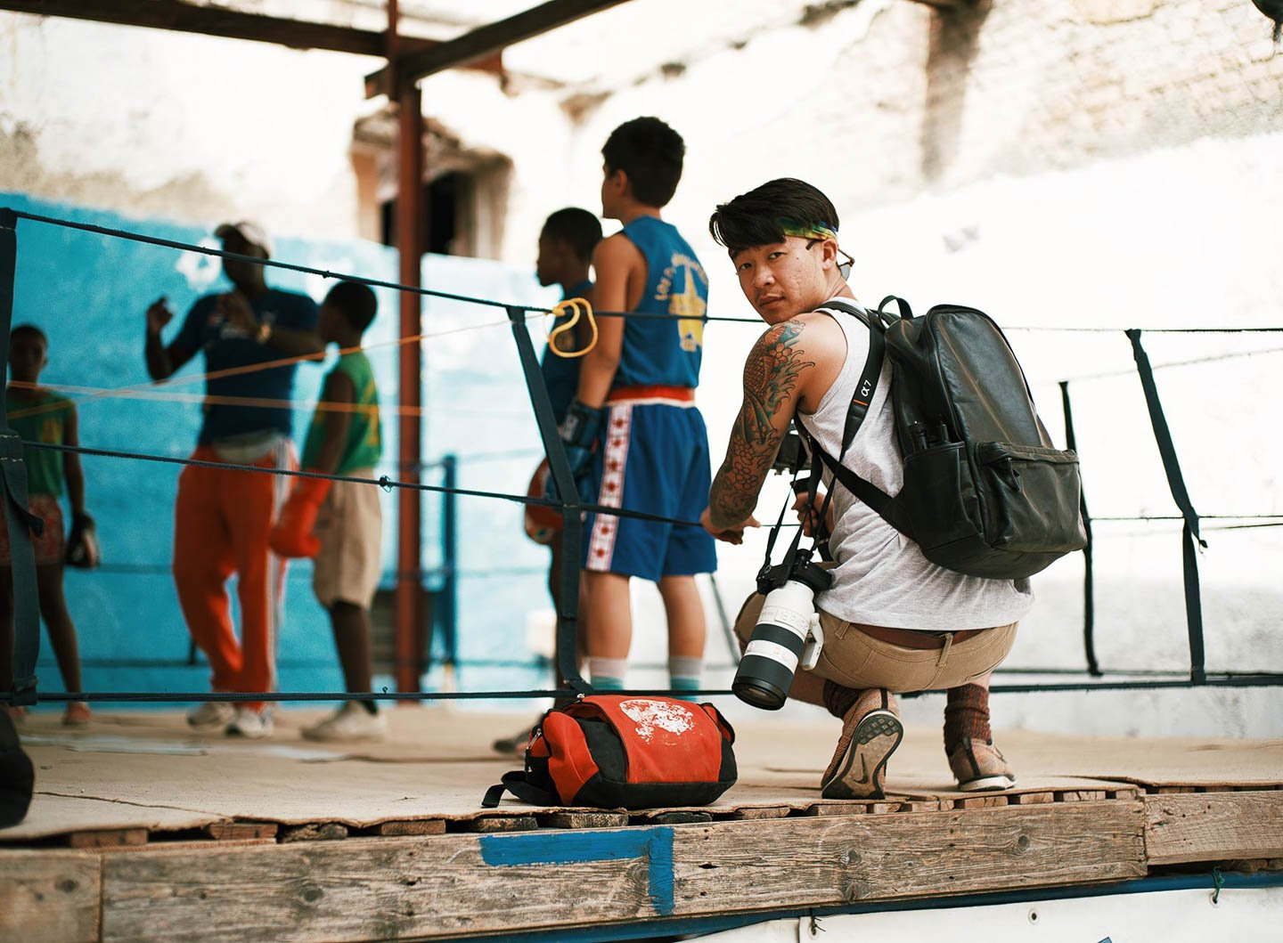 Where ONA Goes: Cuba with AdoramaTV and Sony Alpha Collective