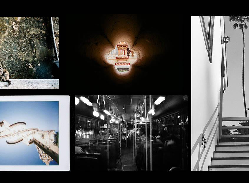 "The Winners of the ONA x Lomography ""In A New Light"" Challenge"